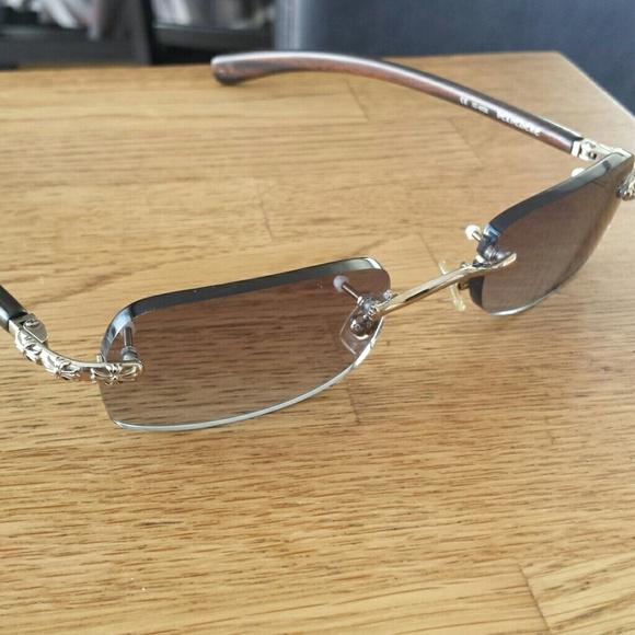 912d5aeb43dd Chrome Hearts Other - Chrome Hearts Belvedere Men s Sunglasses